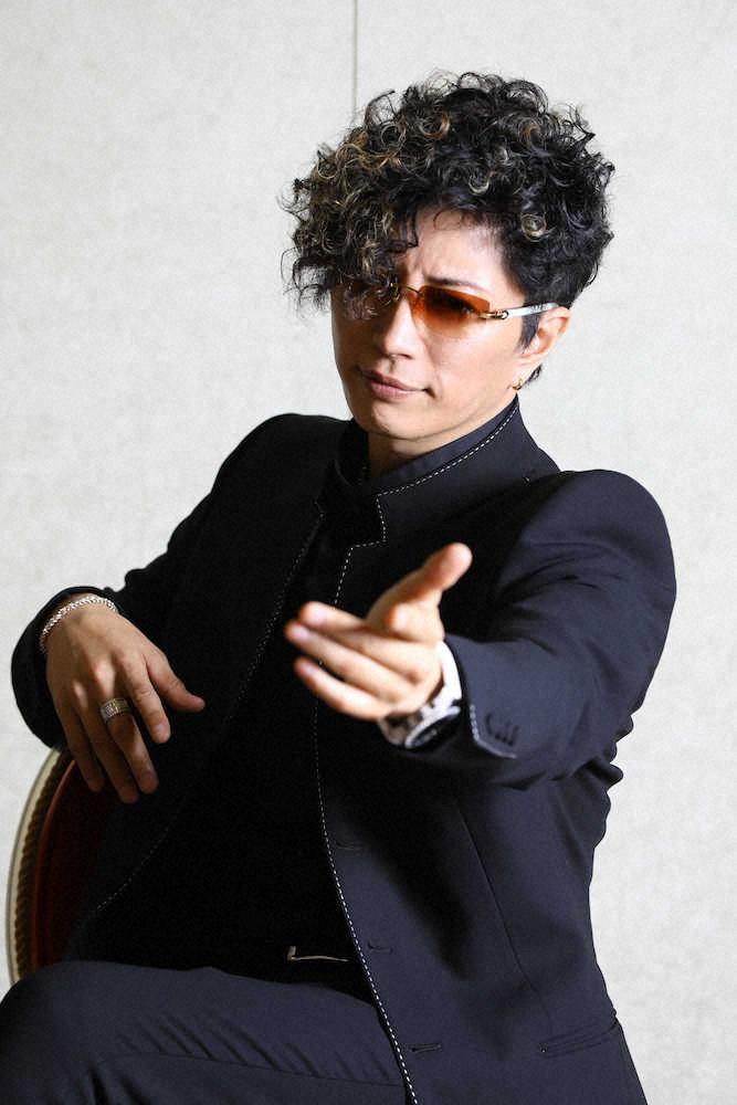 "SPONICHI.CO.JP: GACKT 20th Anniversary Tour Next Year ,""I'll ..."