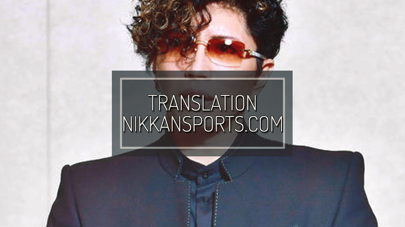 """NIKKANSPORTS.COM: The Essence of """"The Human GACKT"""" is Rich Communication"""