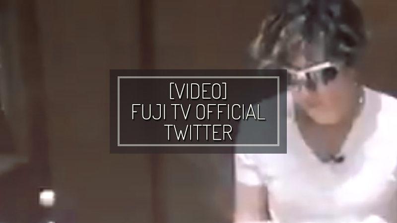 [VIDEO] FUJI TV TWITTER – SET 13 2020