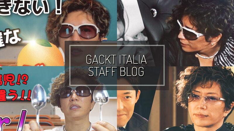 GACKT ITALIA STAFF BLOG – OCT 11 2020
