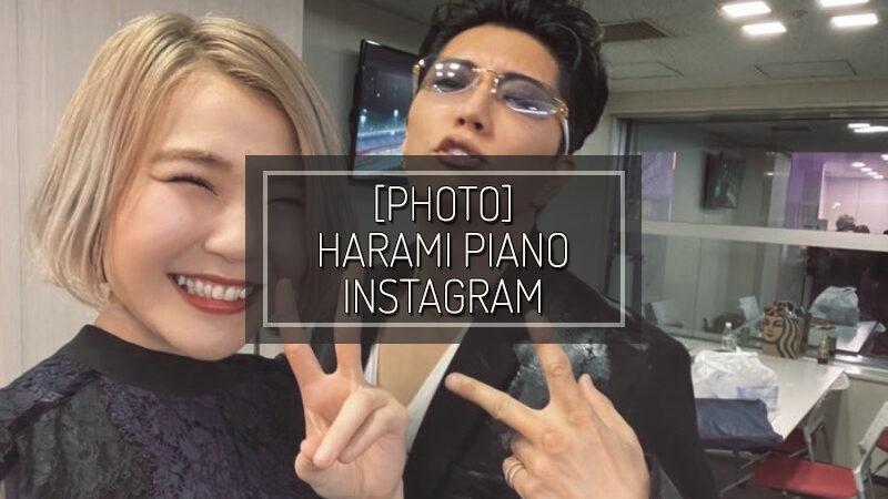 [FOTO] HARAMI PIANO INSTAGRAM – DIC 09 2020
