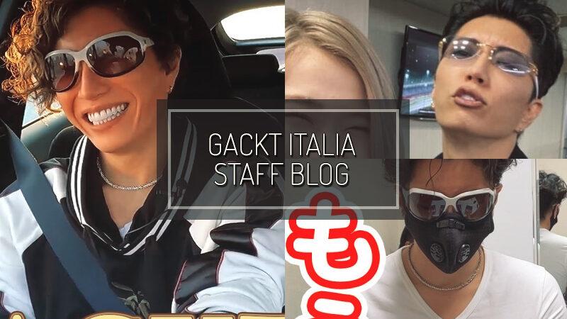 GACKT ITALIA STAFF BLOG – DEC 13 2020
